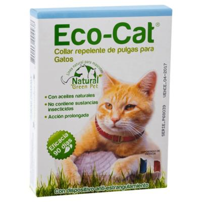 Collar antipulgas para gato