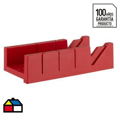 Caja para inglete plástico
