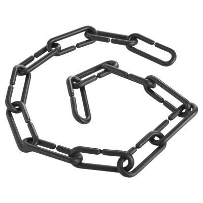 Cadena plástica 1 m negro