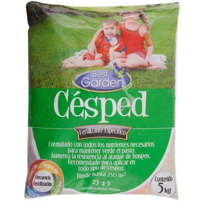 Fertilizante para césped 5 kg bolsa