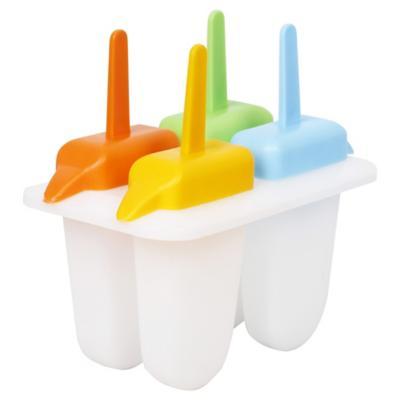 Molde para helado 4 paletas