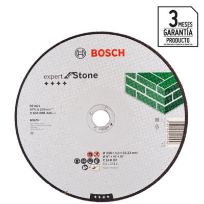 """Disco de corte piedra 9"""" carburo de silicio"""