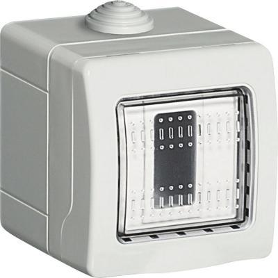 Caja intemperie 1 modulo