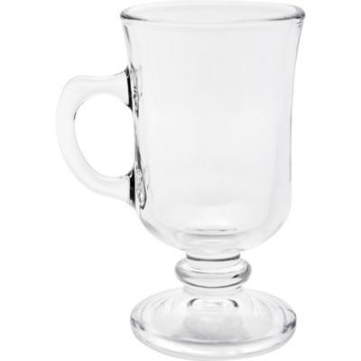 Taza vidrio café pequeño
