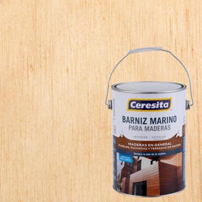 Barniz marino brillante 1 gl natural