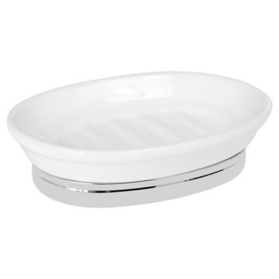 Jabonera para baño Blanco