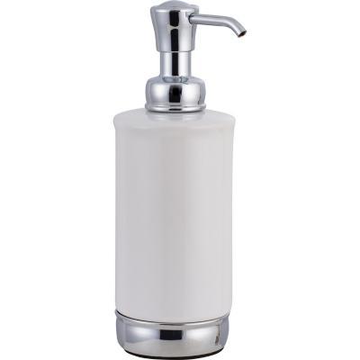 Dispensador de jabón para baño Blanco