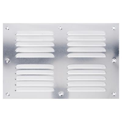 Celosía aluminio 20x30 cm