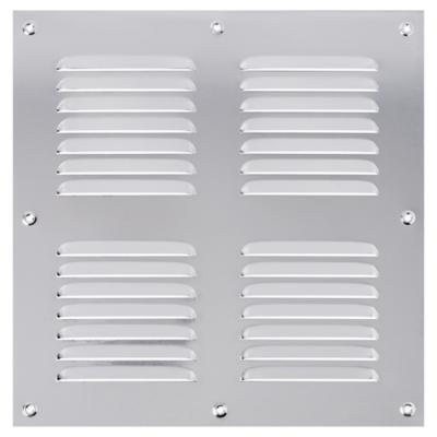 Celosía aluminio 30x30 cm