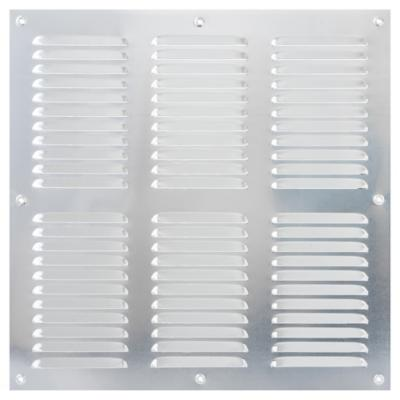 Celosía aluminio 40x40 cm