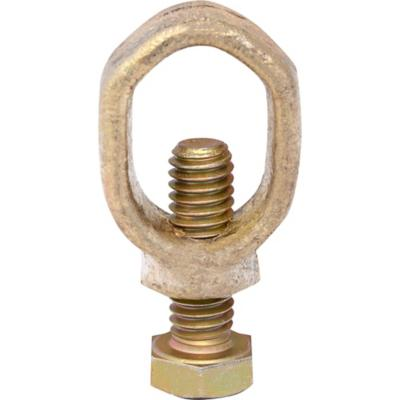 """Conector de barra 5/8"""" bronce laminado"""