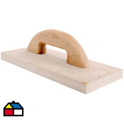 Platacho madera 25x11 cm