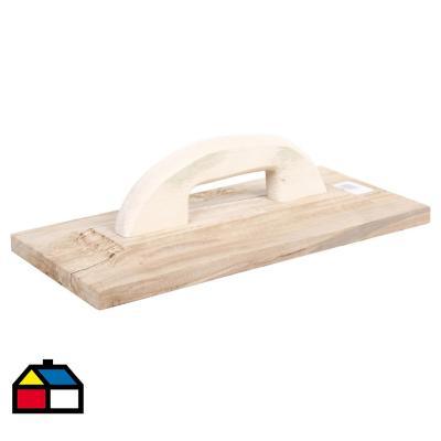 Platacho madera 30x14 cm