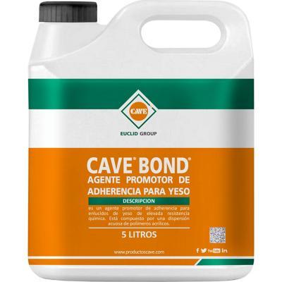 Bidón 5 lt. Cave Bond, Aditivo adherencia