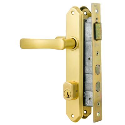 Cerradura acceso doble manilla 914