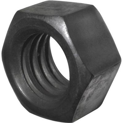 """Tuerca Hexagonal G2 1/4"""" Pavonada 4 unidades"""