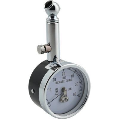 Manómetro tipo reloj acero