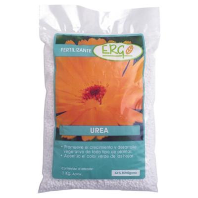 Fertilizante para plantas urea 1 kg bolsa