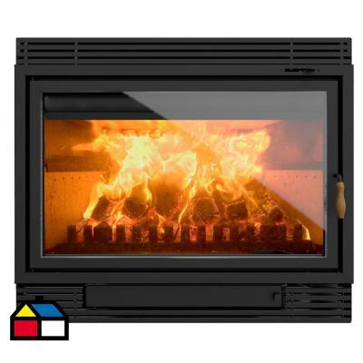 Calefactor-chimenea leña Insert 850