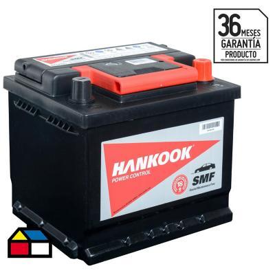Batería para auto 45 A positivo derecho 450 CCA