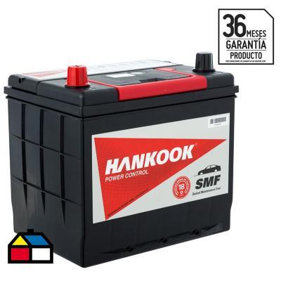 Batería para auto 60 A positivo izquierdo 550 CCA