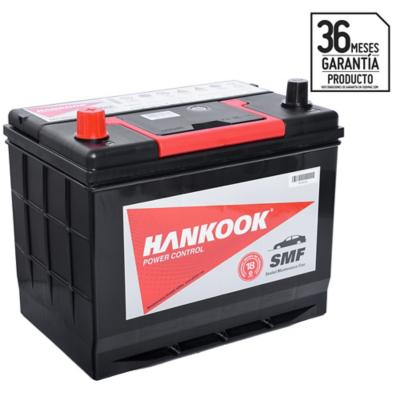Batería para auto 70 A positivo izquierdo 600 CCA