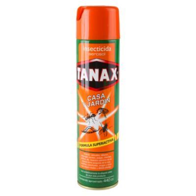 Insecticida para casa y jardín 440 ml aerosol