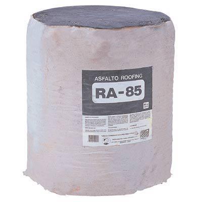 50 kg Impermeabilizante Asfáltico RA 85