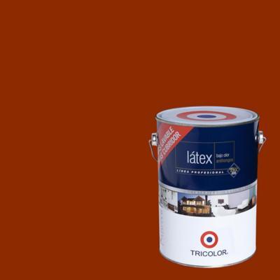 Pintura látex rojo colonial 1 gl