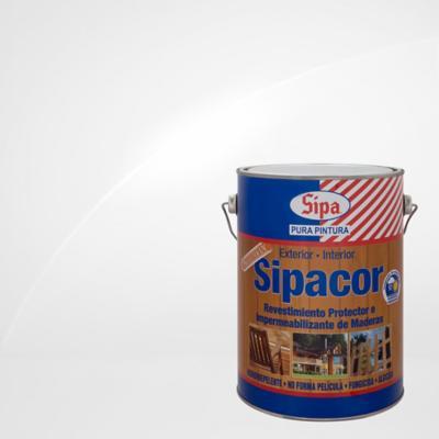 Preservante de madera satinado 1 gl