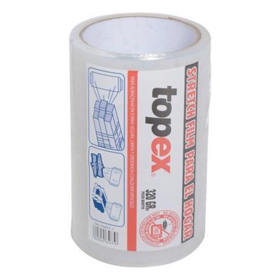 Plástico stretch para embalaje rollo