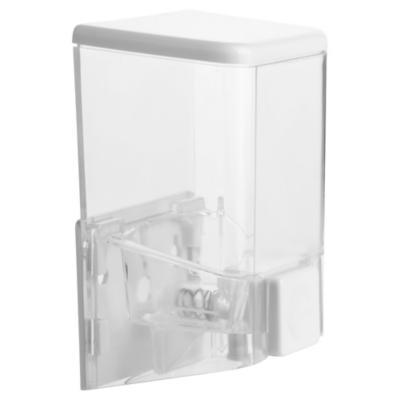 Dispensador de jabón líquido 16x9,5x8,5 cm plástico