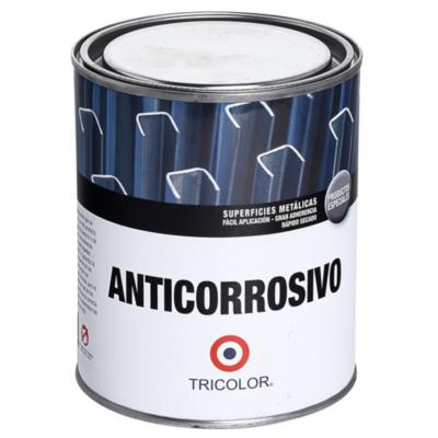 Anticorrosivo opaco 1/4 gl gris verdoso