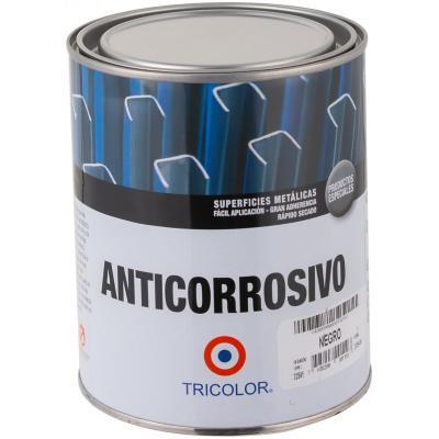 Anticorrosivo opaco 1/4 gl negro