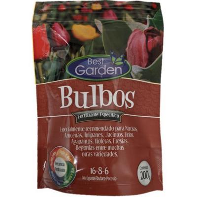 Fertilizante para bulbos 200 gr caja