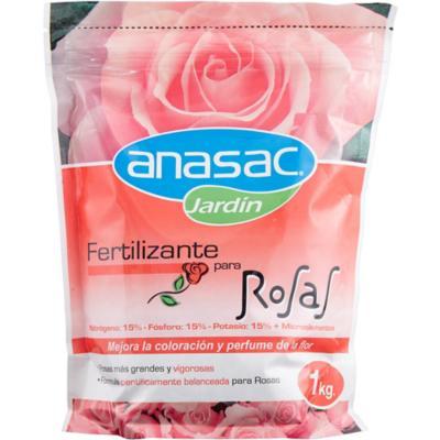 Fertilizante para Rosas 1 kg bolsa