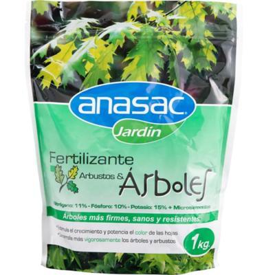 Fertilizantes Arbustos y árboles 1 kg bolsa