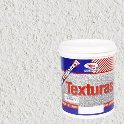 Revestimiento texturado rodillo 1 gl blanco