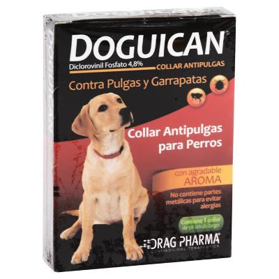 Collar antipulgas para perro 58 cm