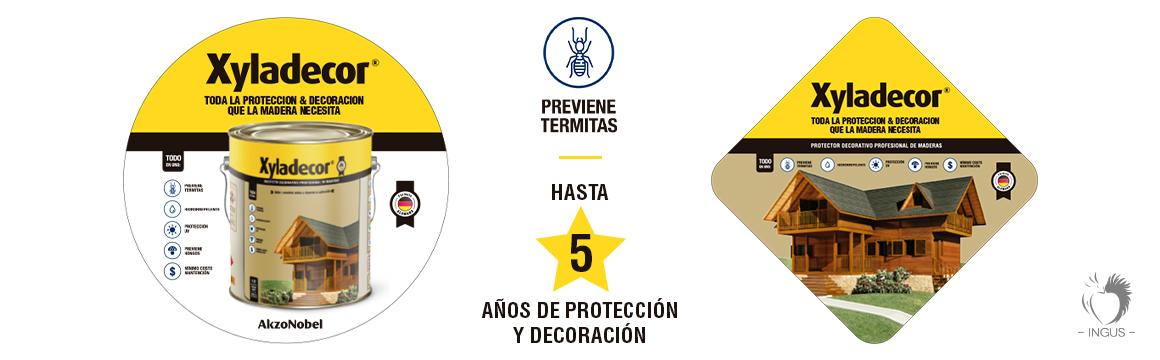 Proteccion madera xyladecor
