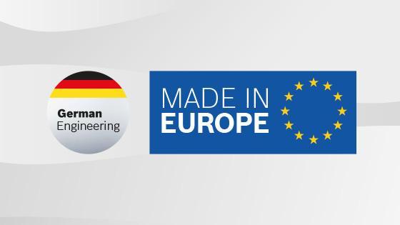 Tecnología y origen europeo
