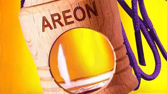 Excelente aroma en barril de madera para el automóvil