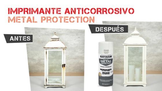 pintura aerosol, aerosol, pintura spray, spray, anticorrosivo, rust oleum, metal protection, montana, mtn