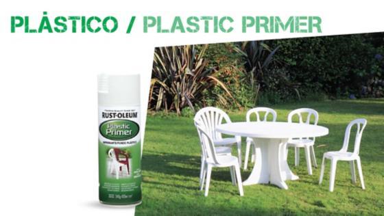 imprimante, plastico, pintura plastico, primer, pinturas especiales, spray, aerosol, rust oleum, montana, mtn