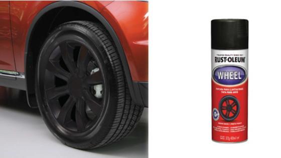 pintura aerosol, pintura autos, pintura motos, pintura llantas, tunning, spray, automotive, rust oleum, llantas, rines