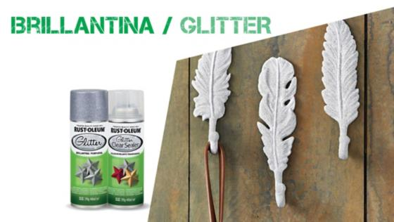brillantina, brillantina aerosol, brillantina spray, pinturas especiales, spray, aerosol, rust oleum, montana, mtn, jardin