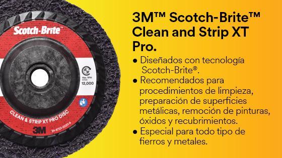 3M Scotch-Brite Clean and Strip XT Pro