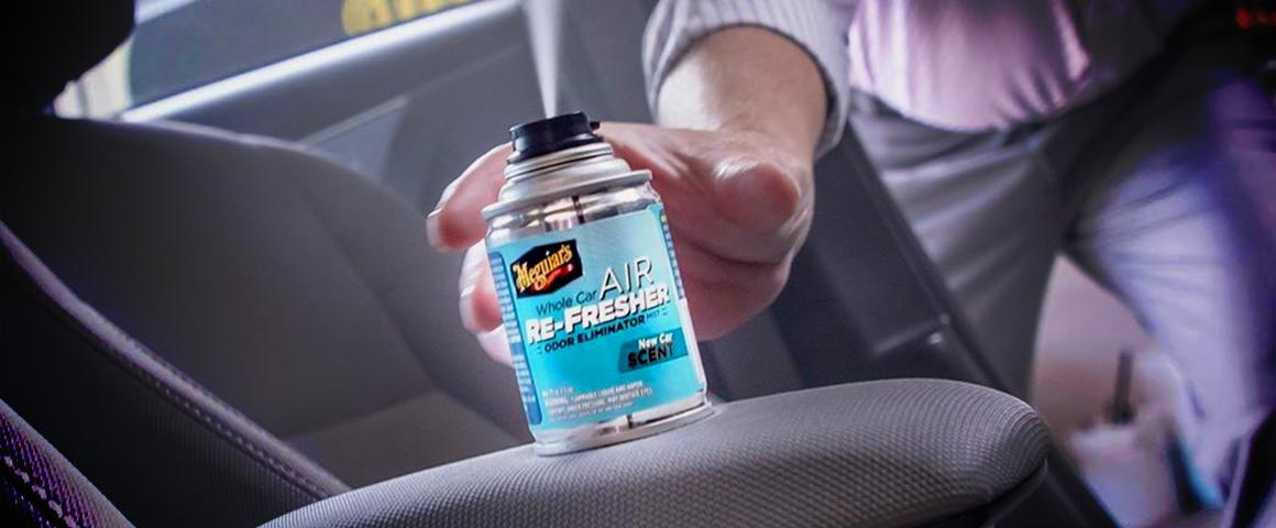 Air Re-fresher New Car Scent 1