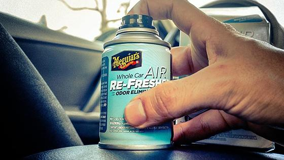 Air Re-fresher New Car Scent 2