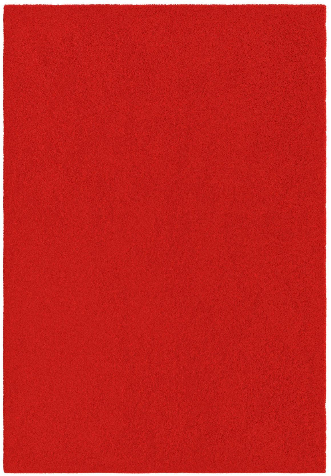 Alfombra Delight Cosy 160x230 cm rojo TOP